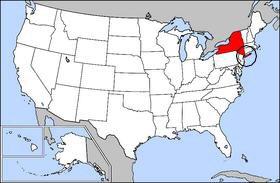 Cartes états Unis